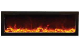 12 Elegant Best Recessed Electric Fireplace