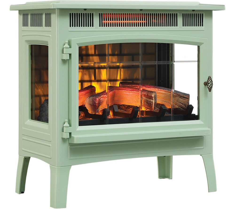 Big Lots Fireplaces Clearance Best Of Duraflame Infrared Quartz Stove Heater with 3d Flame Effect & Remote — Qvc