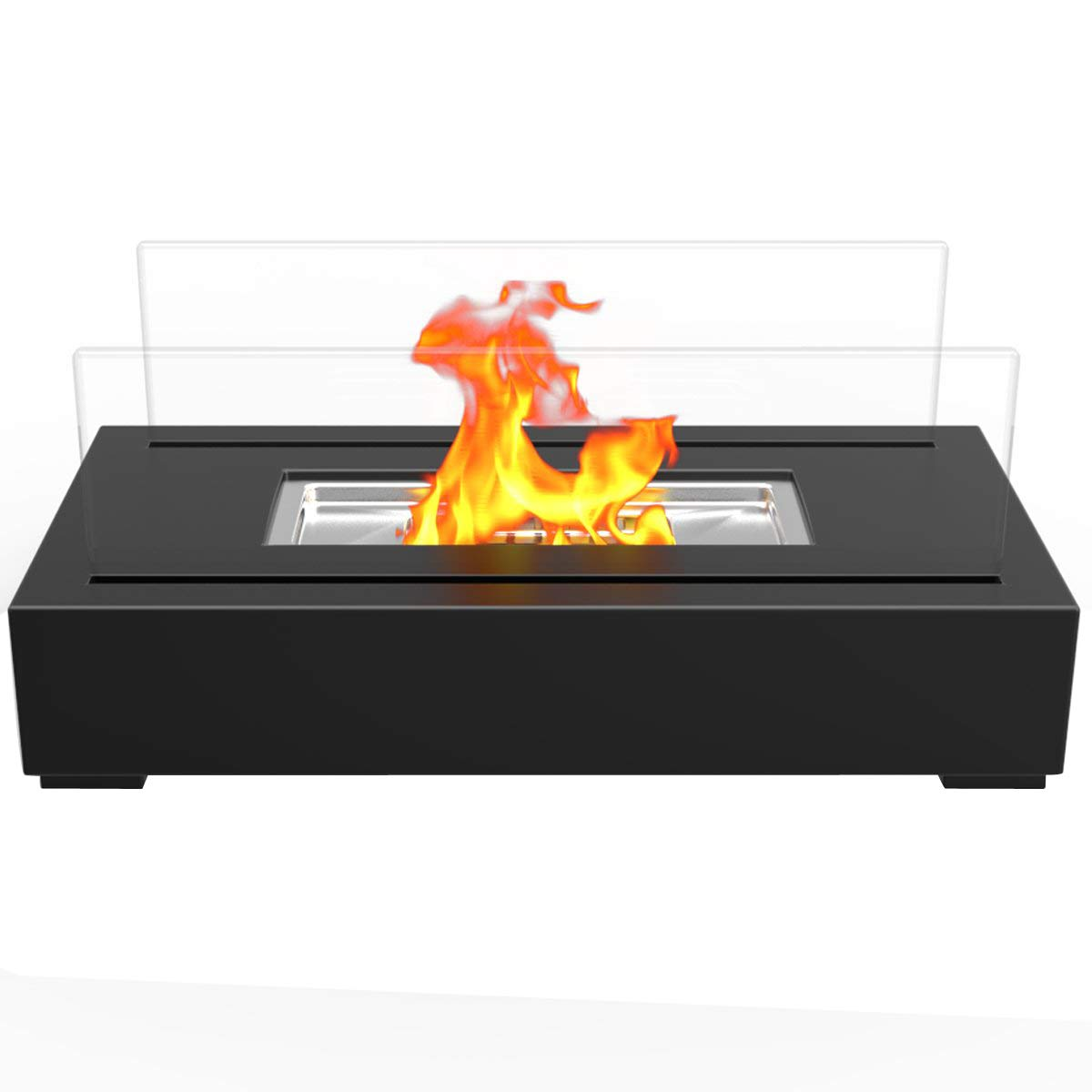 Bio Ethanol Tabletop Fireplace Fresh Amazon Regal Flame Utopia Ventless Tabletop Portable