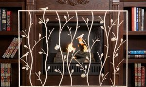 11 Inspirational Bird In Fireplace