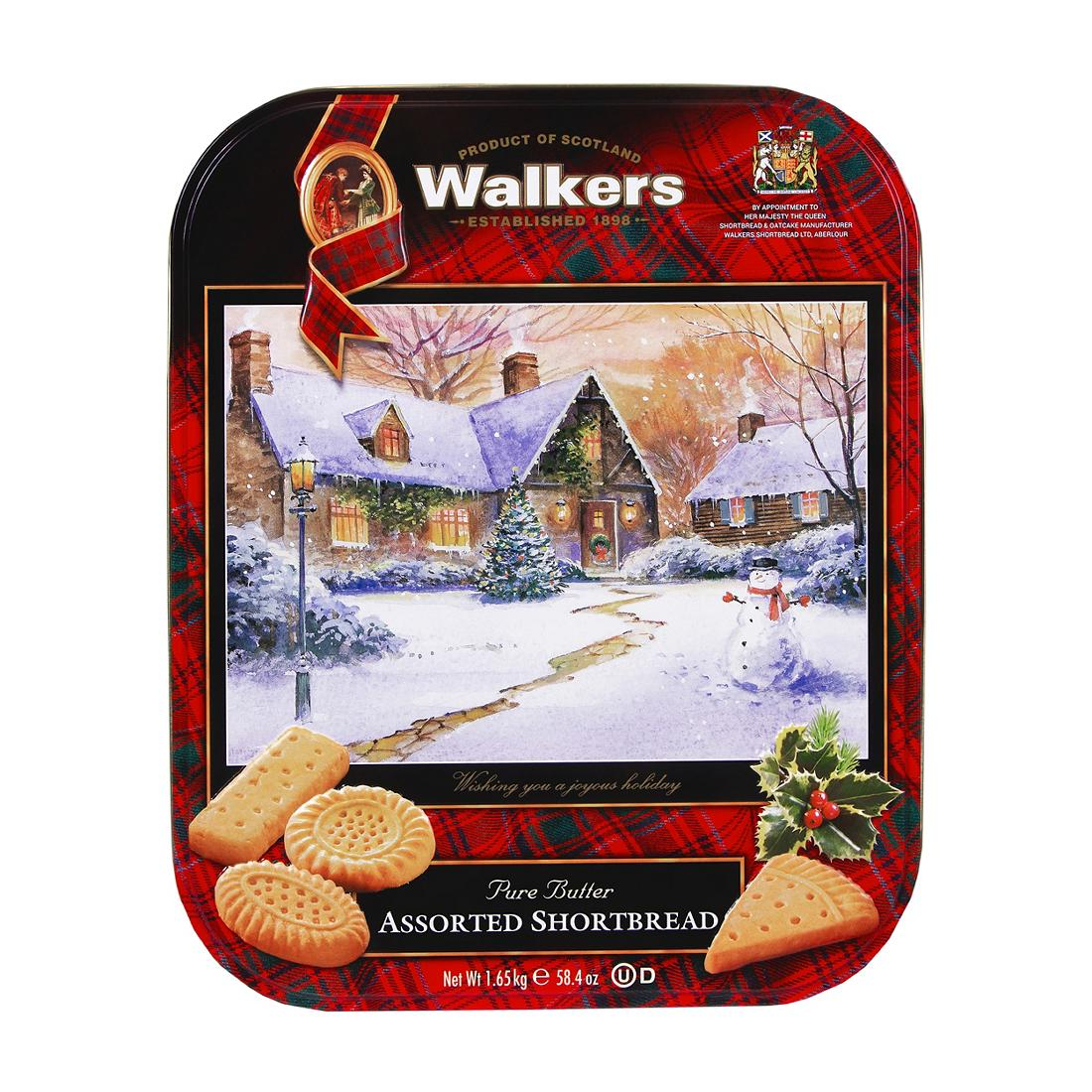 Bjs Fireplace Tv Stand Lovely Walkers Pure butter assorted Shortbread 58 4 Oz