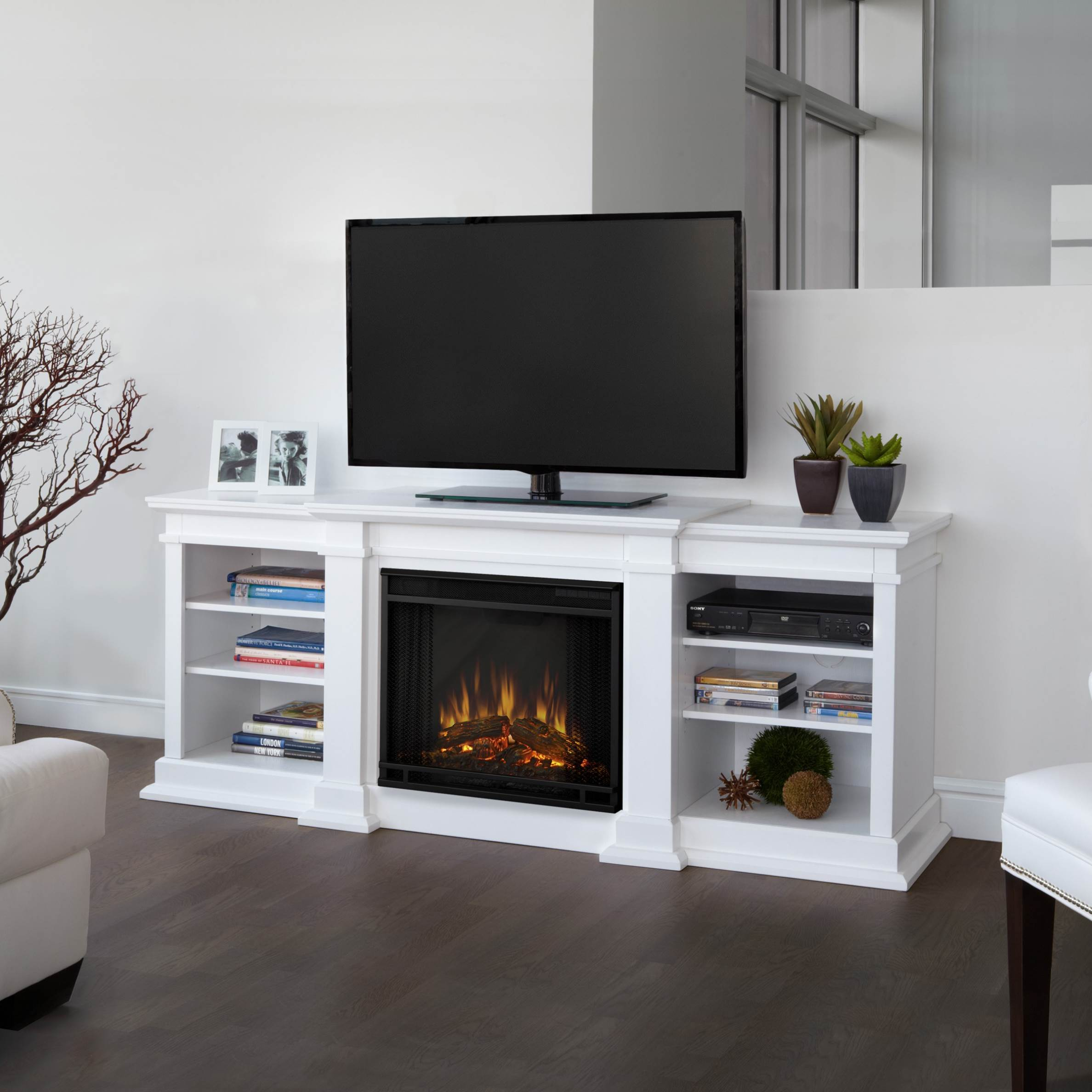 furniture reddit gavelston room centers center row ashley fireplace words console an elegant intriguing modern entertainment theater deals few home costco