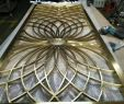Brass Fireplace Doors Best Of Metal Screen with Brass Color