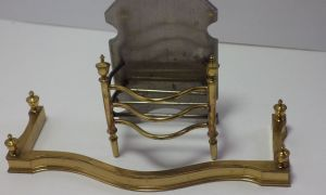 25 Lovely Brass Fireplace Fender