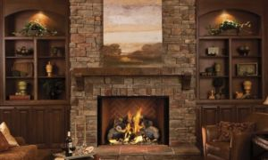 11 Best Of Brown Fireplace
