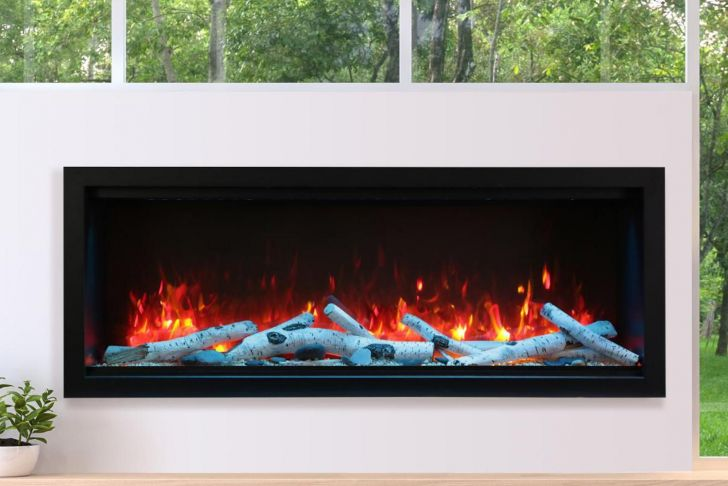 """Built In Electric Fireplace Ideas Beautiful Amantii Symmetry Series Extra Tall 60"""" Built In Electric"""