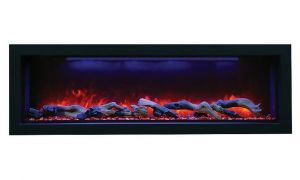 19 Beautiful Built In Electric Fireplace Insert