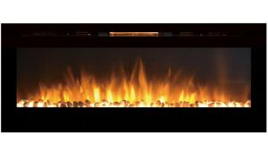 19 Elegant Built In Wall Electric Fireplace
