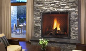 13 New Burlington Fireplace