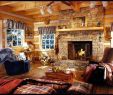 Cabin with Fireplace New 37 Awesome and Cozy Winter Interior Decor Fireplace