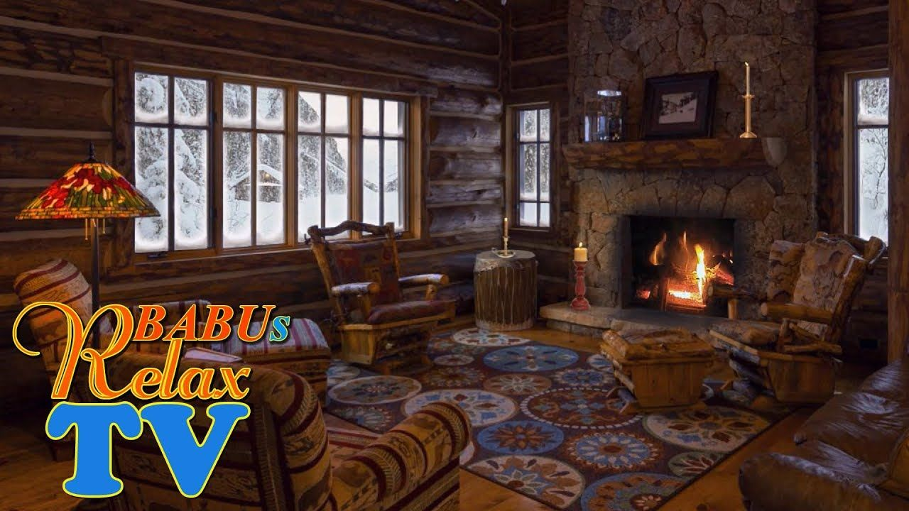 Cabin with Fireplace New Relaxing atmosphere