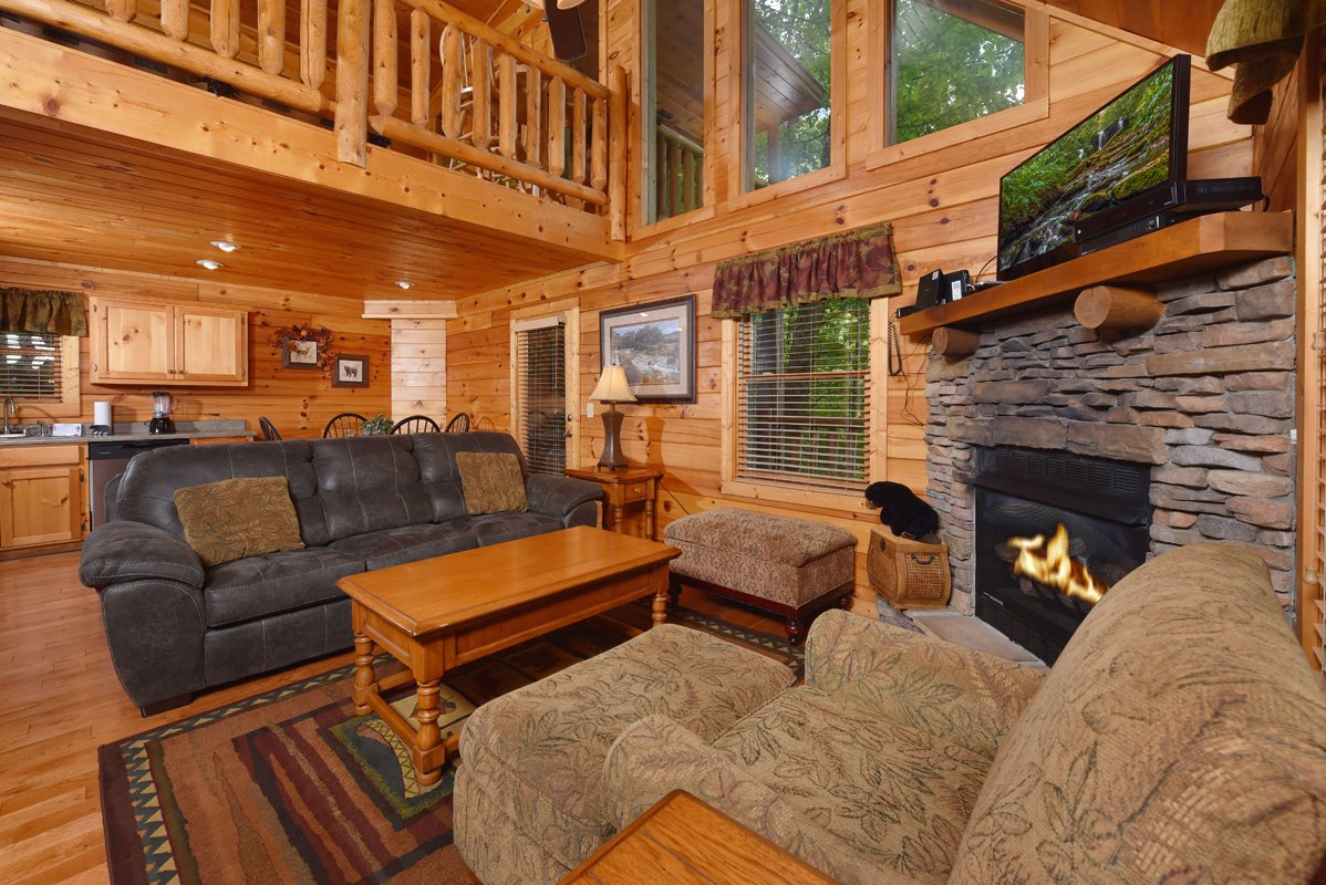 Cabin with Hot Tub and Fireplace Awesome Cabin & Resort Rentals Smokymtndreams