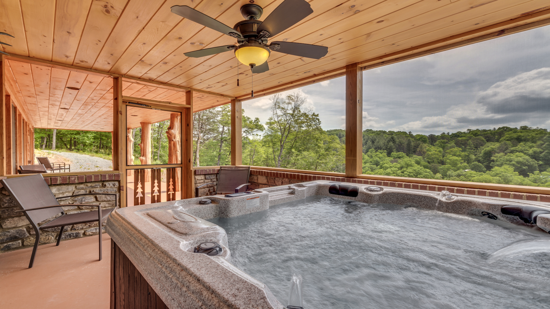 Cabin with Hot Tub and Fireplace Elegant Simply Amazing Rental Cabin Blue Ridge Ga