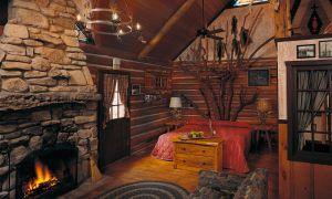 29 New Cabins with Fireplaces Near Me