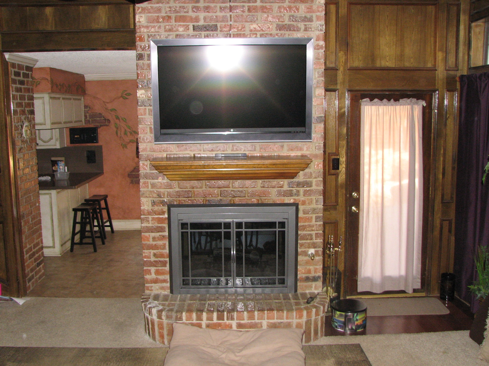 Can You Mount A Tv On A Brick Fireplace Awesome 100 Tv Brick Fireplace – Yasminroohi