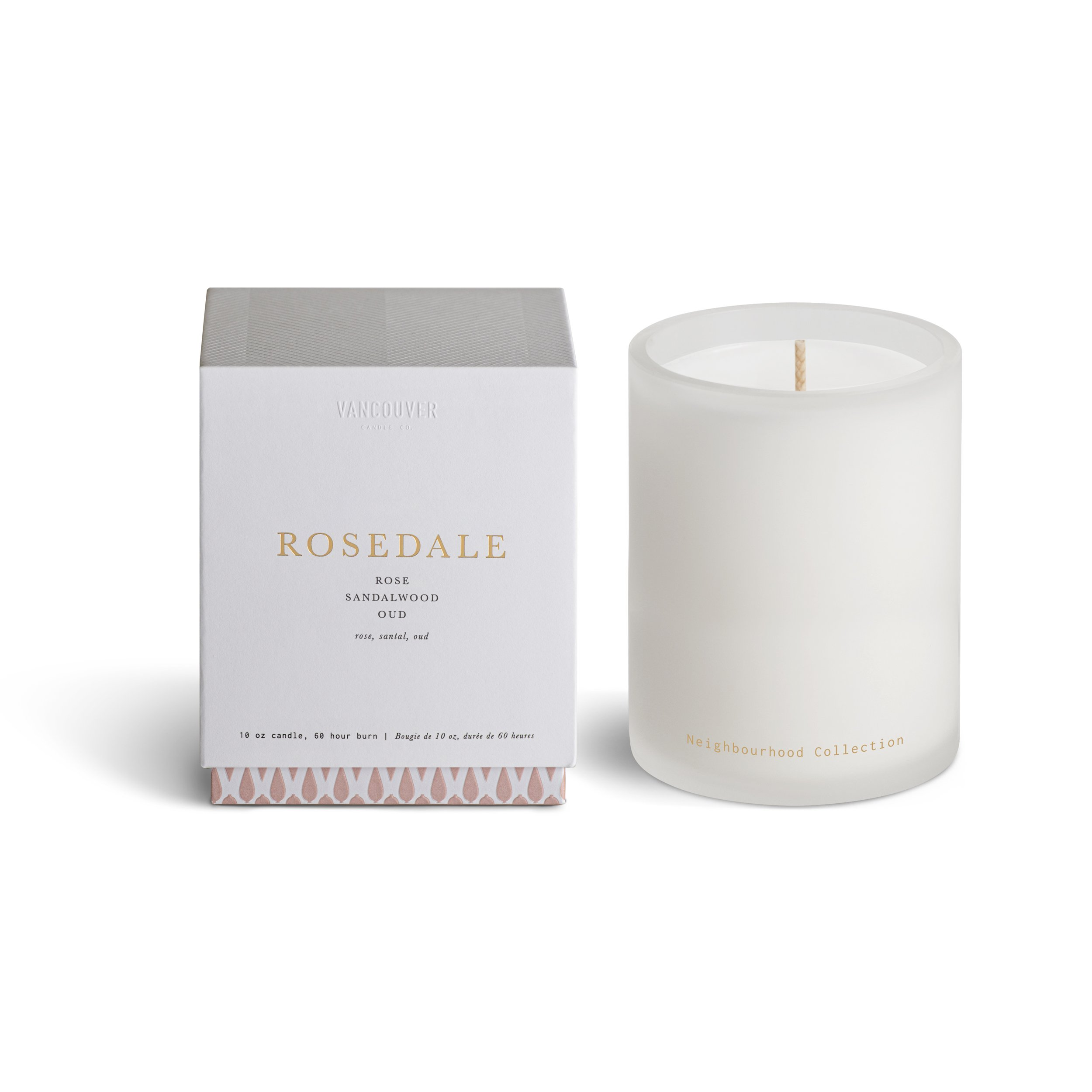 ROSEDALE CANDLE