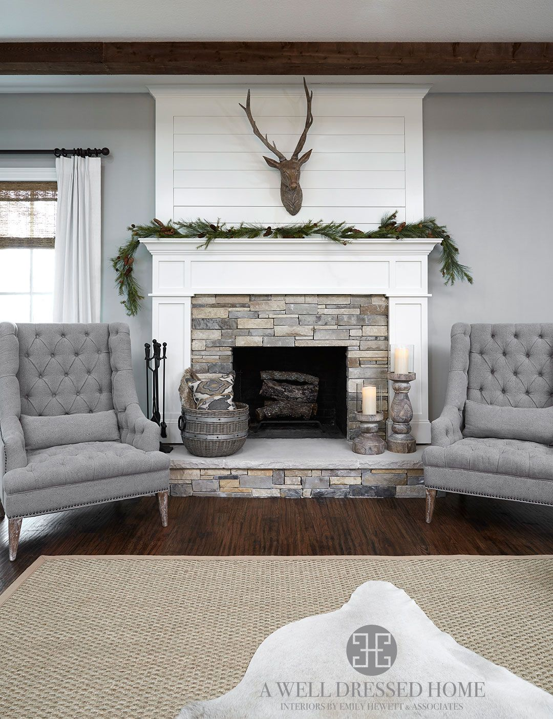 Candles for Fireplace Display Luxury Living Room Fireplace Makeover My Planning