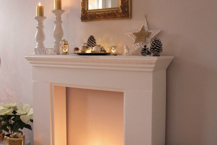 Candles Inside Fireplace Beautiful Kaminumrandung Fireplaces