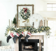 Candles Inside Fireplace Lovely 5 Tips for the Coziest Christmas Mantle Pocketful Of Posies
