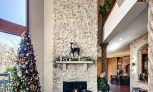 17 Beautiful Canyon Fireplace