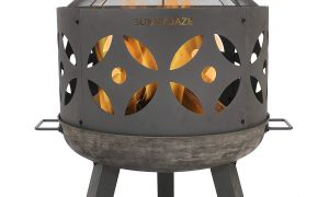 12 Lovely Cast Iron Outdoor Fireplace