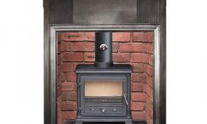 28 Elegant Cast Iron Wood Burning Fireplace