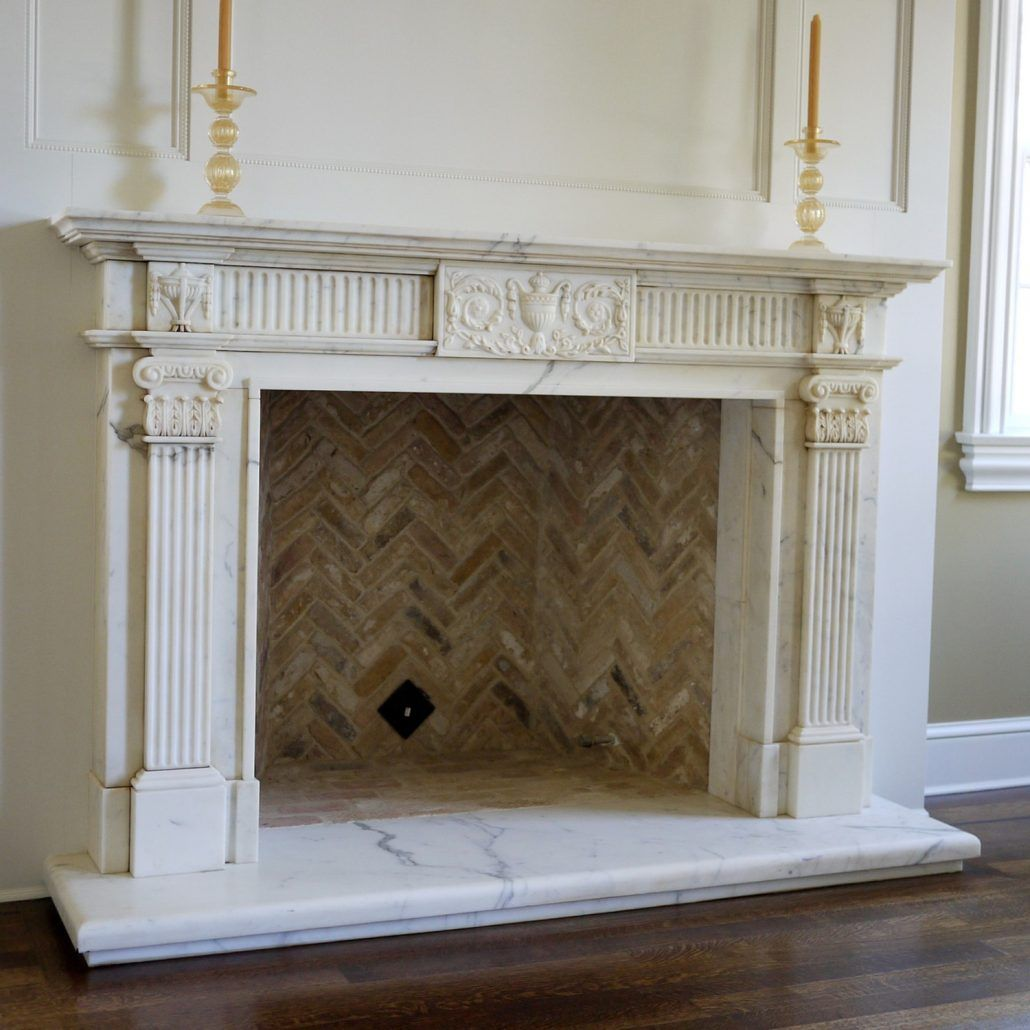 Cast Stone Fireplace Surround New English & Gothic Stone Fireplace Mantels Bt Architectural