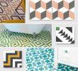Cement Tile Fireplace New Geometric Tile Patterns normal Bathroom Tiles Design