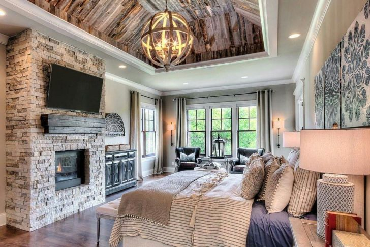 Central Arkansas Fireplace Awesome Great Mix Of Rustic and Luxury In This Starr Homes Master