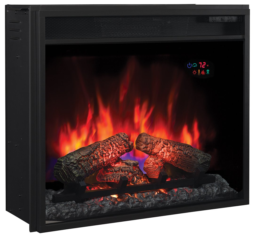 """Charmglow Electric Fireplace Fresh Classicflame 23ef031grp 23"""" Electric Fireplace Insert with Safer Plug"""