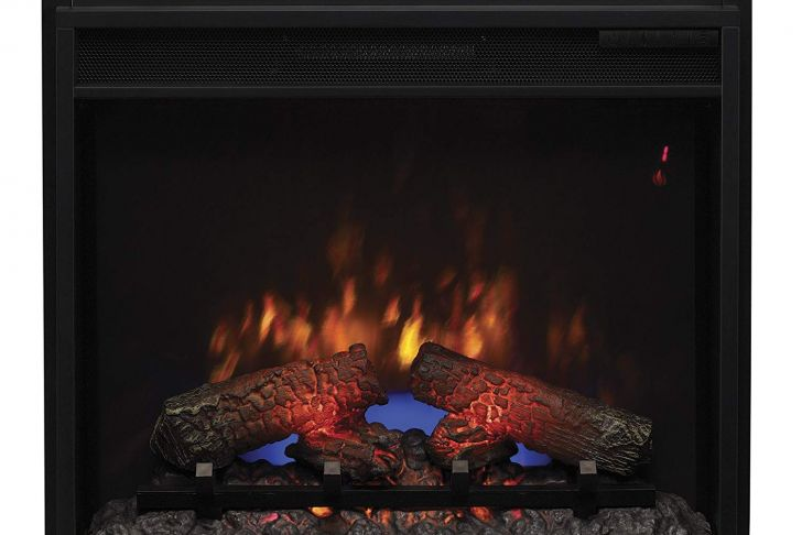 "Charmglow Gas Fireplace Awesome Classicflame 23ef031grp 23"" Electric Fireplace Insert with Safer Plug"
