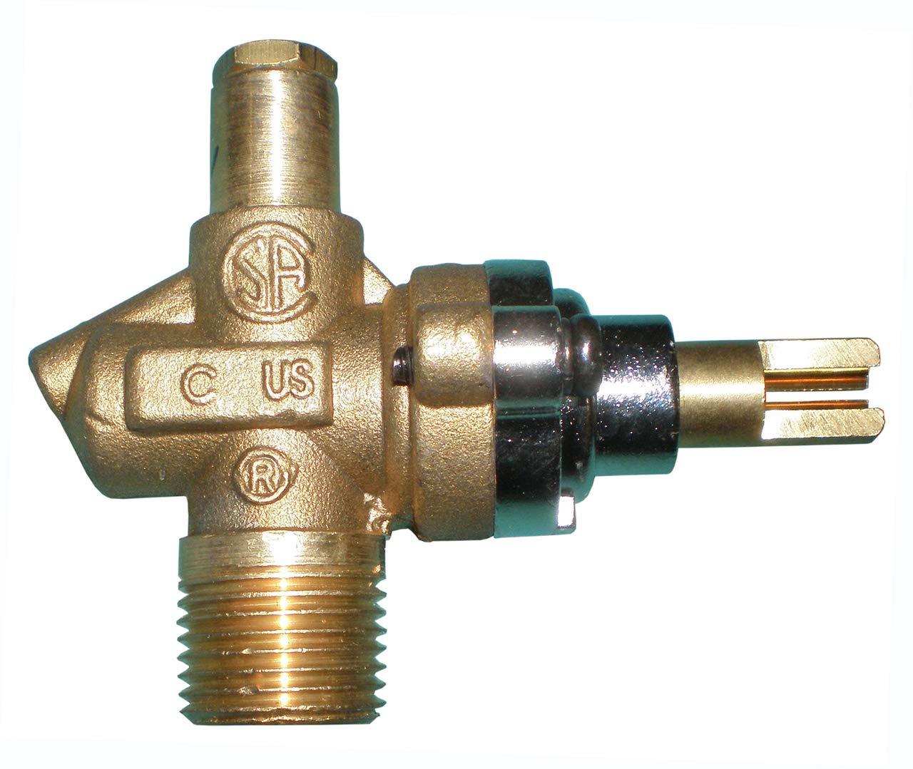 Charmglow Gas Fireplace Elegant Amazon Charmglow Lp Brass orifice Valve Hej 1