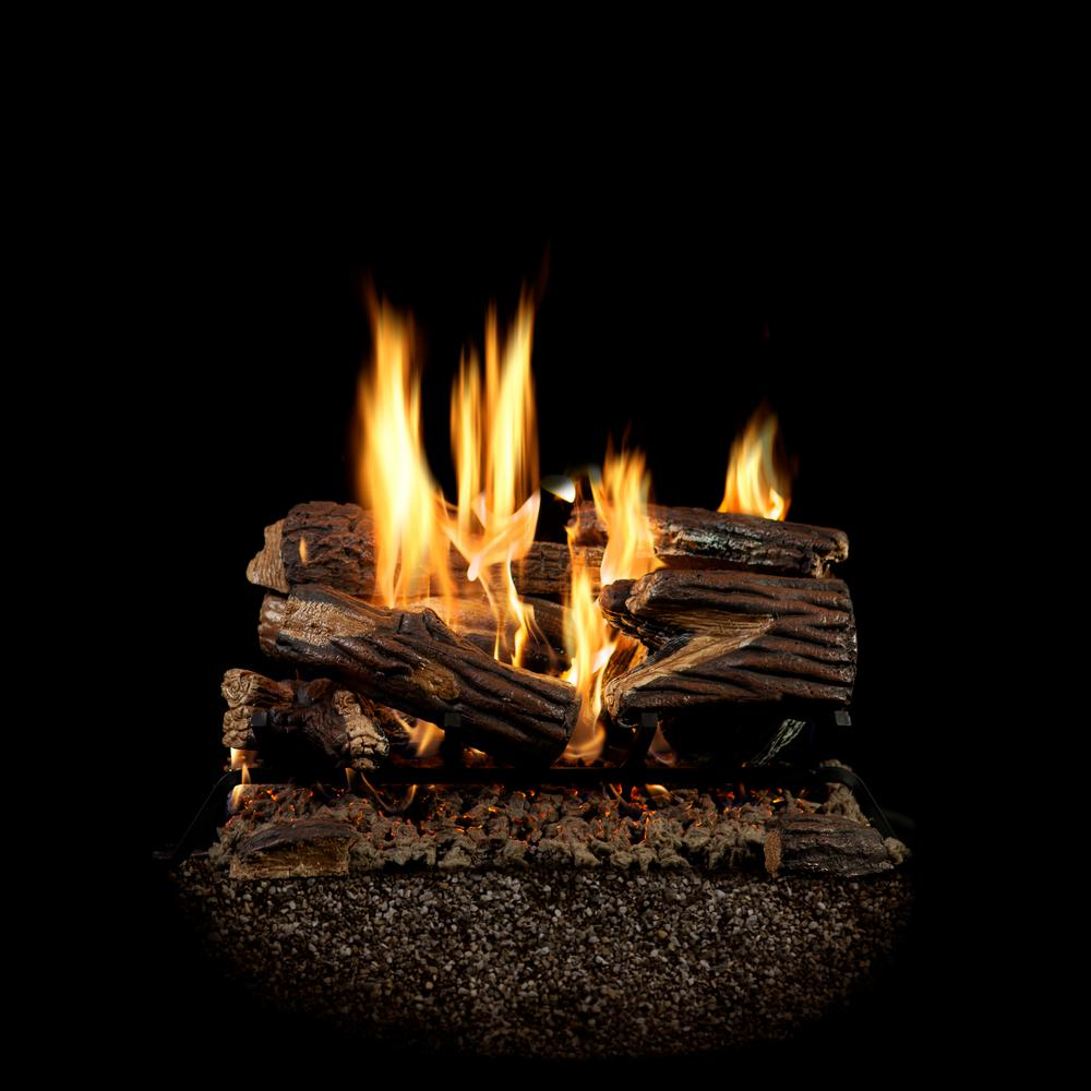 emberglow vented gas fireplace logs bro24dbnl 60dc 64 1000