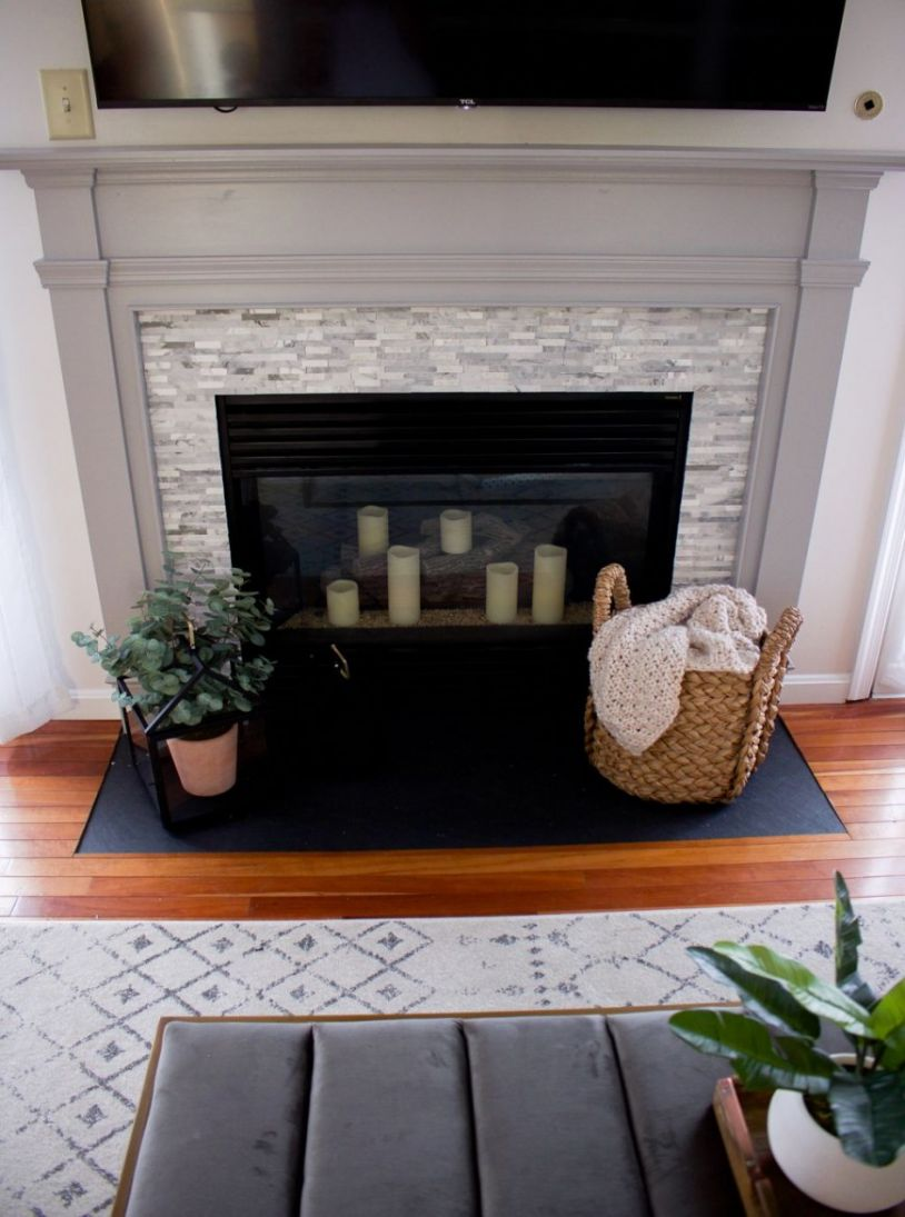 diy fireplace mantels diy fireplace transformation lauren loves of diy fireplace mantels 814x1095
