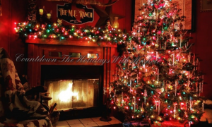 26 Luxury Christmas Fireplace