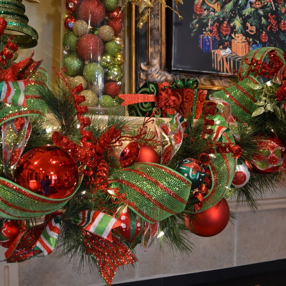 Christmas Garlands for Fireplaces Fresh Trendy Christmas Fireplace Garland Idea