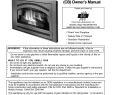 Classic Flame Electric Fireplace Manual Inspirational 35 Custom Builder Cb Owner S Manual