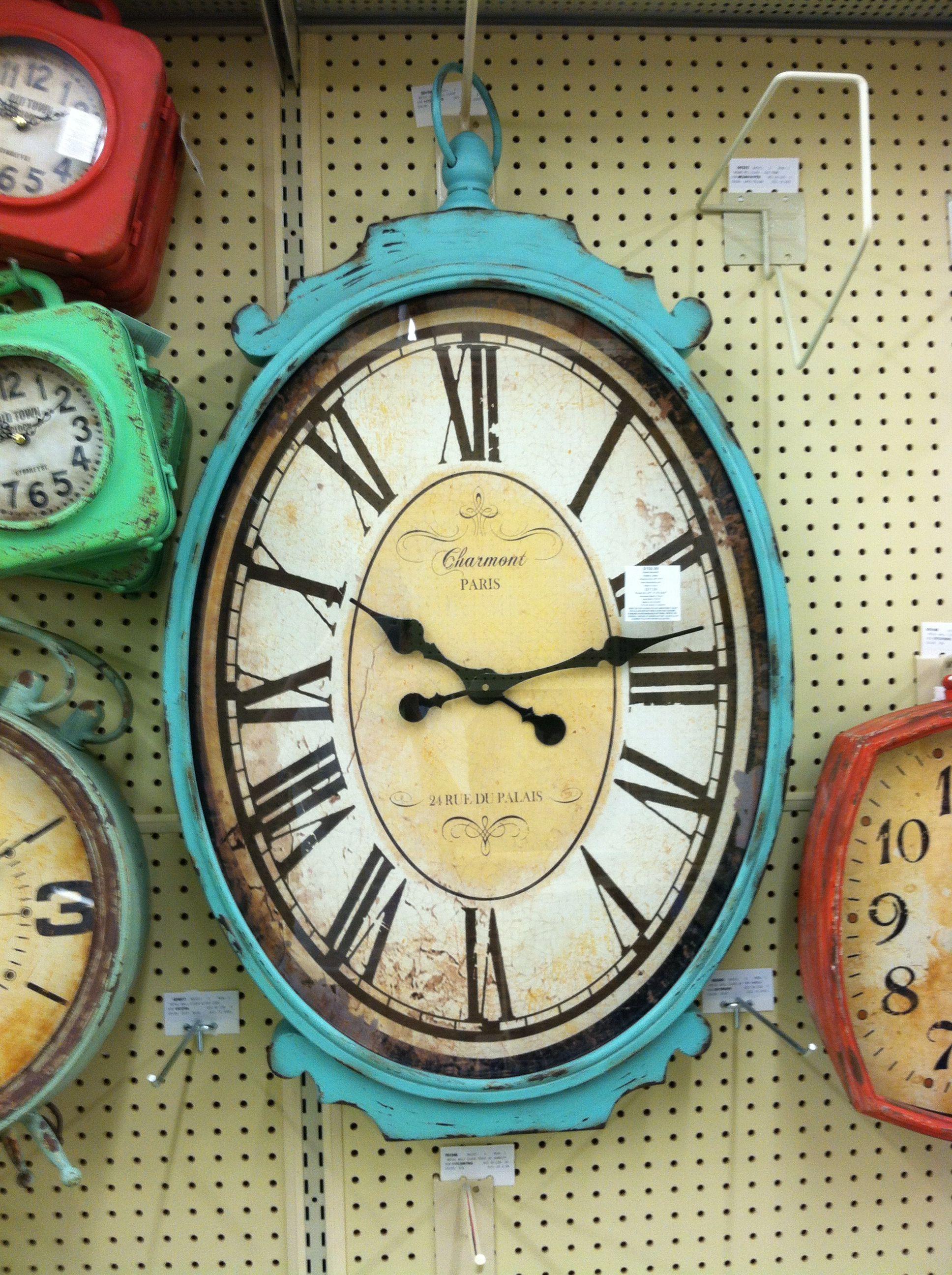Clock Over Fireplace Luxury Wall Clock at Hobby Lobby Hobby Lobby Finds