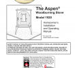 Connan Steel Wood Burning Outdoor Fireplace Inspirational the aspen Maine Coast Stove & Chimney