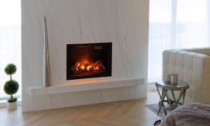 23 Inspirational Contemporary Fireplace Surround