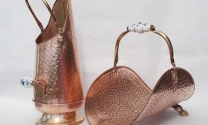 11 Lovely Copper Fireplace tools