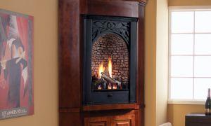 17 Luxury Corner Gas Fireplace Ventless