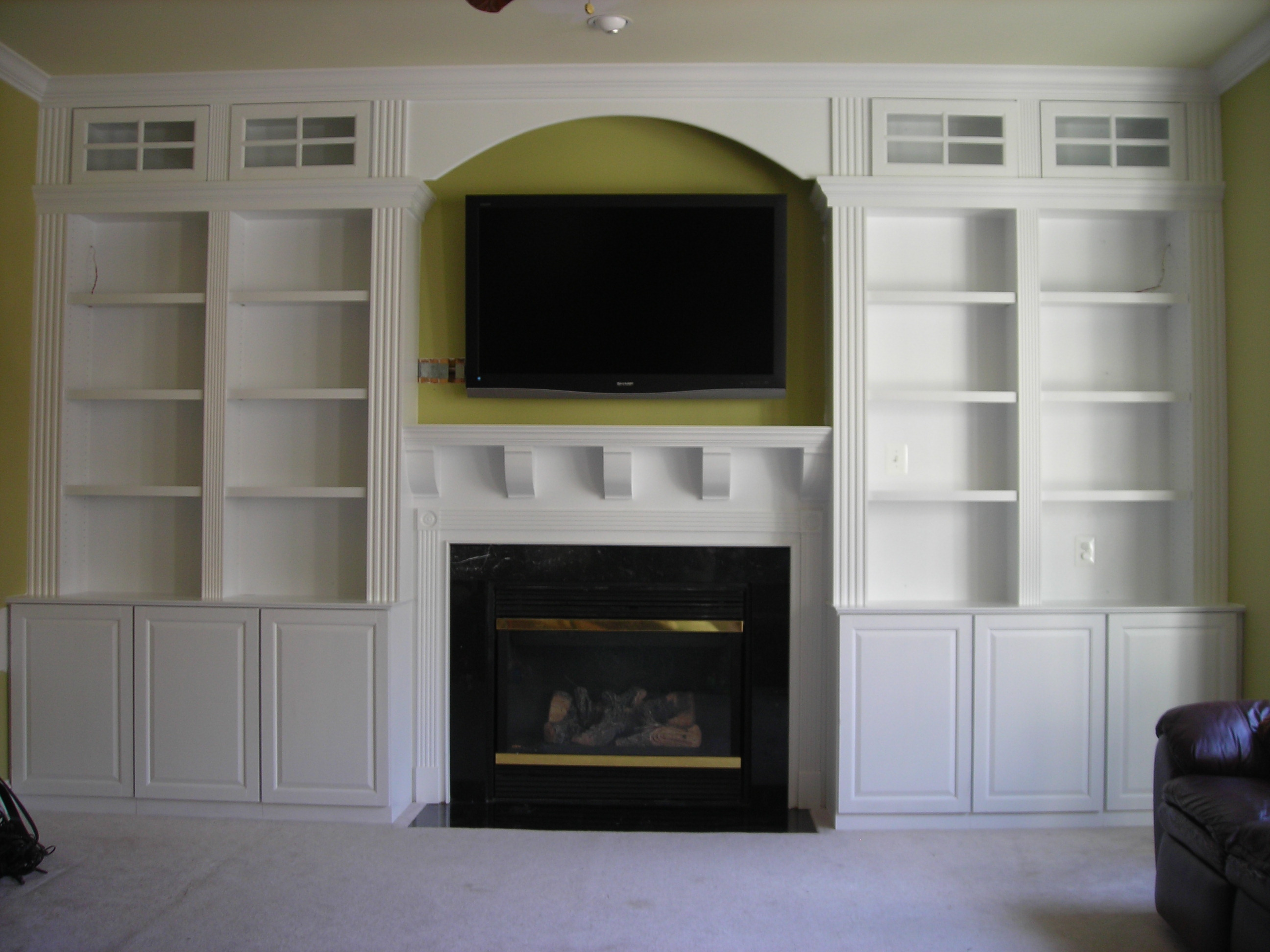 living room tall white wooden bookcase with cream pictures of built in bookcases around fireplace l bc390c5d a7