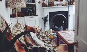 13 Lovely Decorating Inside A Fireplace