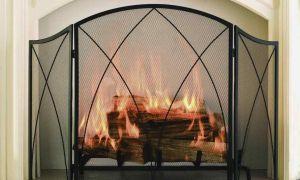 13 Beautiful Decorative Fireplace Cover