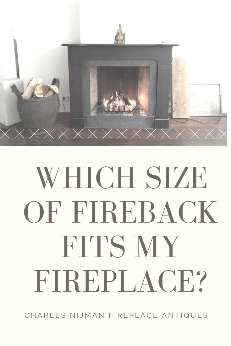 Different Types Of Fireplaces New Tips About the Best Size Of Fireback for Different Types Of