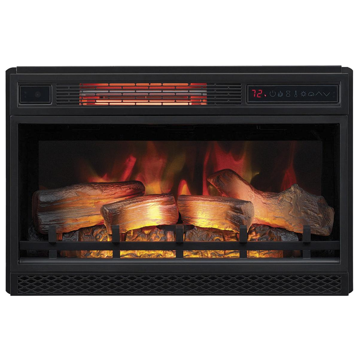 Digital Fireplace Lovely Fabio Flames Greatlin 3 Piece Fireplace Entertainment Wall