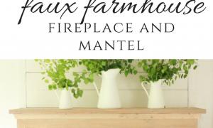 21 Best Of Diy Faux Fireplace