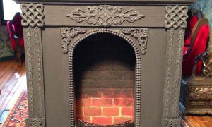 10 Inspirational Dollhouse Fireplace