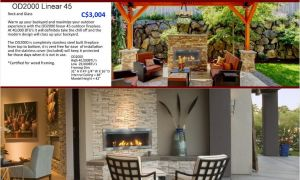 17 Fresh Double Sided Gas Fireplace Indoor Outdoor